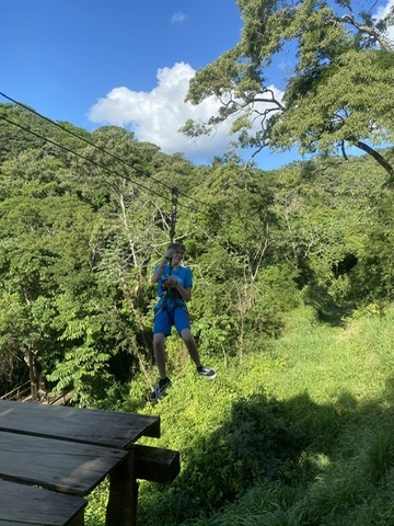 Roatan Zipline, Monkey and Sloth Hangout, Snorkel and Beach Break Excursion Fantastic excursion package
