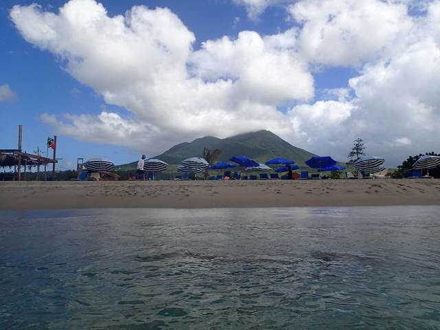 St. Kitts Catamaran to Nevis, Colonial Plantation and Beach Break Excursion Great excursion to Nevis