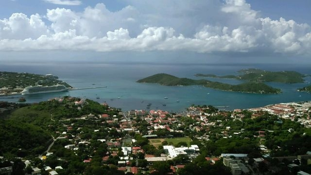 St. Thomas Deluxe Private Island Sightseeing Excursion Great Tour!  Highly Recommend!