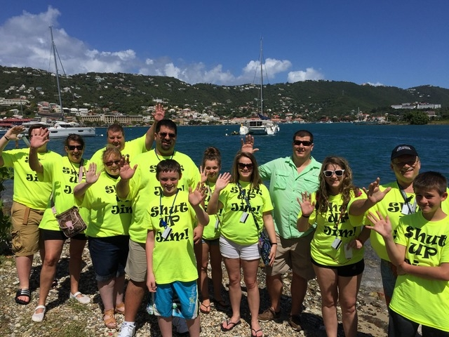 St. Thomas Deluxe Private Island Sightseeing Excursion Money well spent!!!