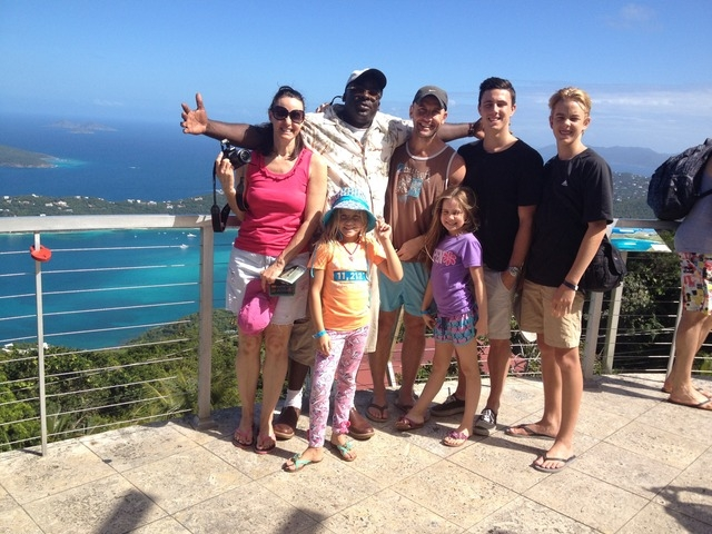 St. Thomas Deluxe Private Island Sightseeing Excursion The Best Private Tour Combination on St. Thomas: