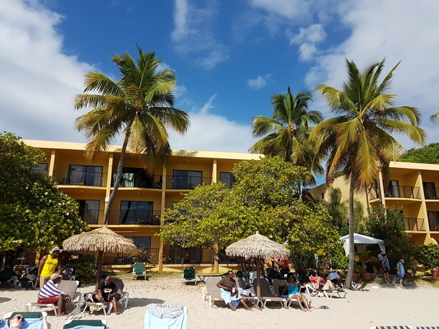 St. Thomas Sightseeing Highlights and Beach Excursion Happy customer