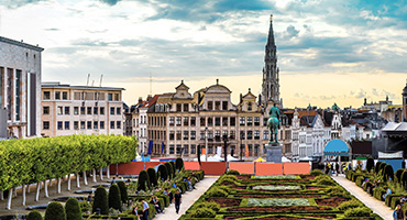 Brussels Cruise Excursions
