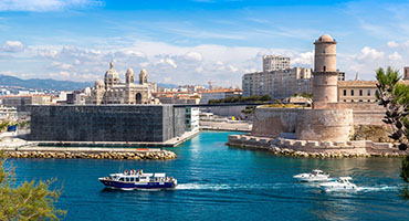 Marseilles Cruise Excursions