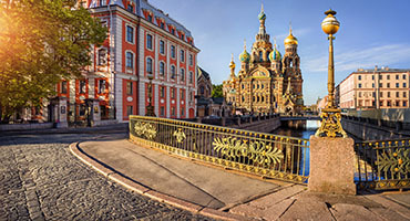 St. Petersburg Cruise Excursions