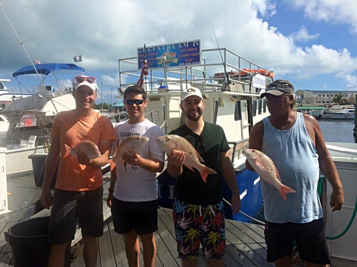 Key West fishing Shore Excursion Tickets