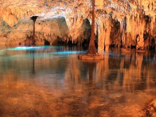 Mainland cenotes Shore Excursion Tickets