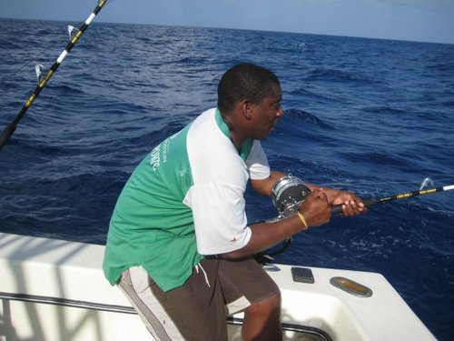 Grand Cayman  Grand Cayman (George Town) private charter Trip