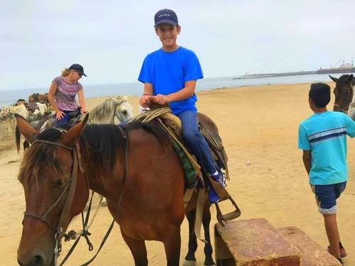Ensenada guided horseback Tour Reviews