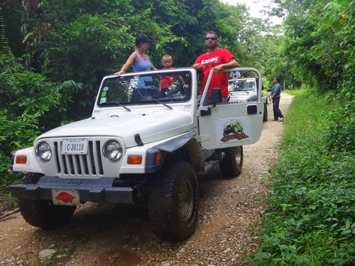 Belize jungle adventure  Trip Reservations