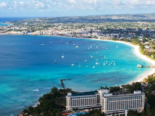 Barbados beach break Excursion