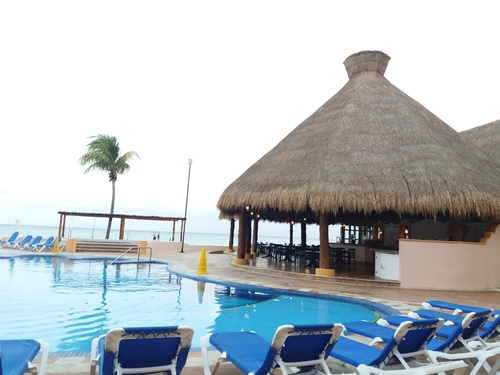 Cozumel  Mexico swimming pool Prices