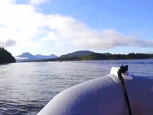 Ketchikan zodiac Cruise Excursion Reservations