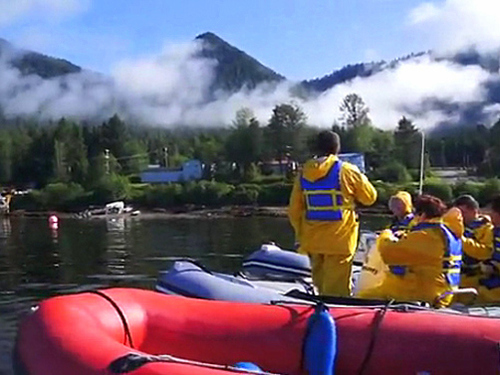 Ketchikan Alaska whale watching boat Cruise Excursion Cost