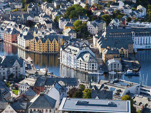 Alesund Church Cruise Excursion Prices