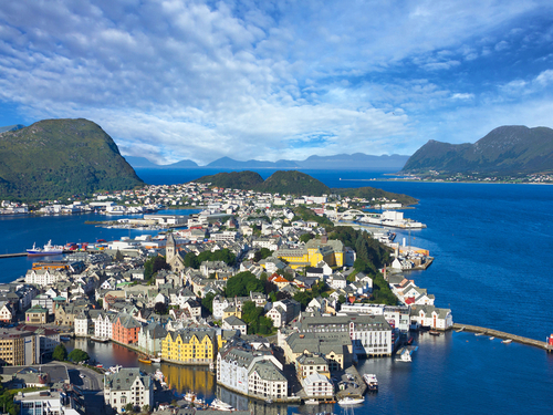 Alesund aksla view point Tour Prices