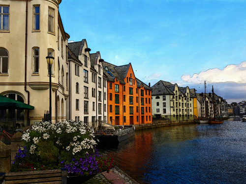 Alesund  Norway cruise terminal Trip Tickets