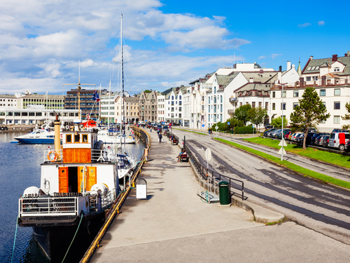 Alesund Aquarium Excursion Tickets