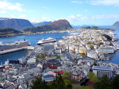 Alesund  Norway sunnmore museum Cruise Excursion Prices