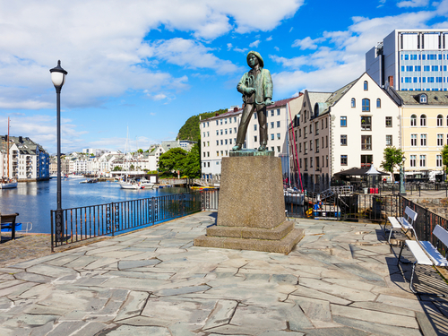 Alesund  Norway Aquarium Tour Reservations