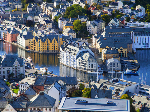 Alesund  Norway sunnmore museum Excursion Tickets