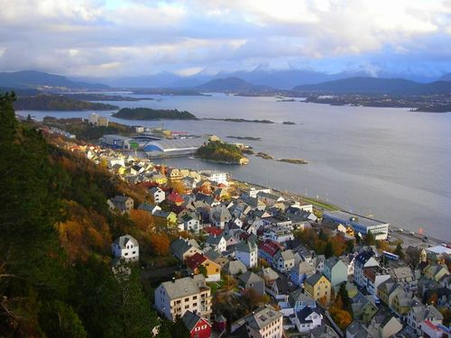 Alesund Fjellstua Shore Excursion Tickets