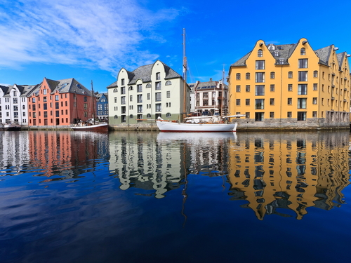 Alesund Church Trip Reviews