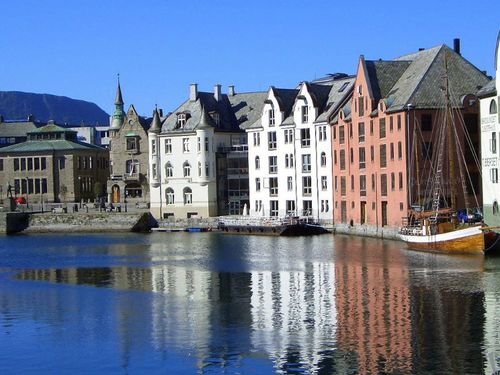 Alesund  Norway sunnmore museum Tour Reservations