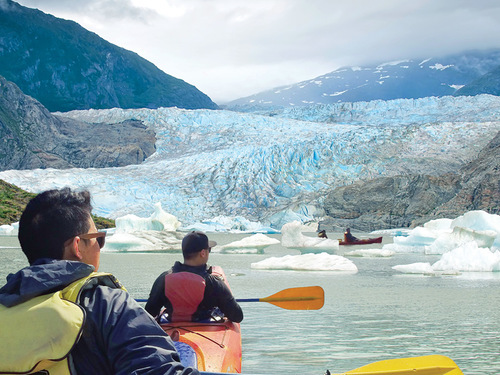 Juneau  Alaska / USA Iceberg Cruise Excursion Cost