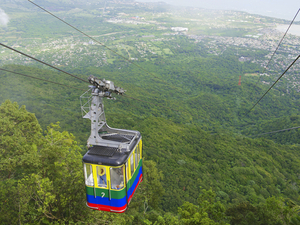 Amber Cove Puerto Plata City Sightseeing Excursion with Cable Car Ride
