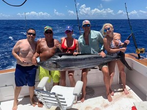 Amber Cove Puerto Plata Private Deep Sea Fishing Charter