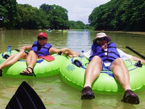 Amber Cove Puerto Plata River Tubing and Cabarete Beach Excursion