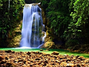 Amber Cove Puerto Plata Waterfall Hike and Swim Excursion