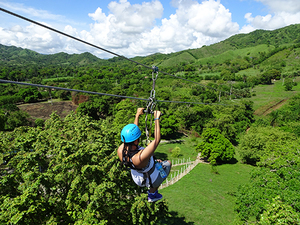 Amber Cove VIP Day Pass 4 in 1 Adventure Park with Lunch Excursion