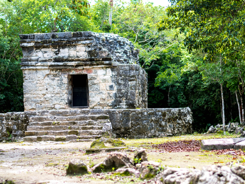 Cozumel Mayan Ruins and Beach Tour Prices
