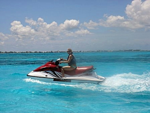 Grand Cayman  George Town jet ski Tour