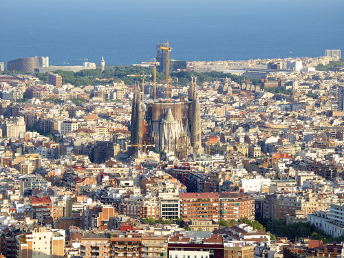 Barcelona Sagrada Familia Cruise Excursion Tickets