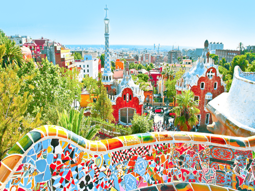 Barcelona Gaudi Art Cruise Excursion Tickets