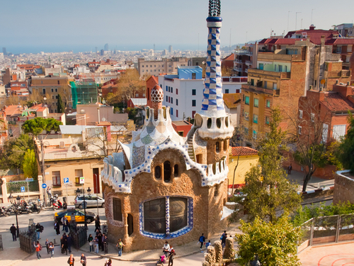 Barcelona Spain Antoni Gaudi Trip Reviews