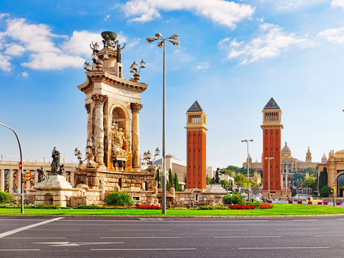 Barcelona  Spain Olympics Tour Reviews