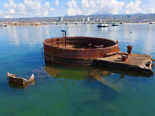 Oahu (Honolulu) Hawaii USS Arizona Excursion Reservations
