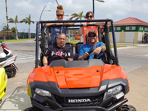 Aruba UTV Half Day Rental Excursion