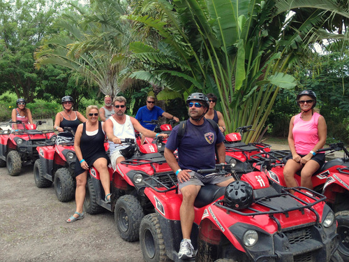 St. Kitts Basseterre ATV Shore Excursion Cost