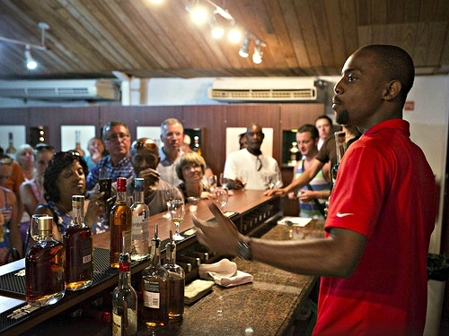 Barbados Bridgetown Mount Gay Rum Tour Tickets