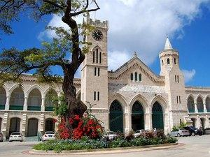 Barbados Bridgetown City Walking Sightseeing Excursion