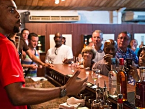 Barbados Mount Gay Rum Tasting and Carlisle Bay Beach Excursion