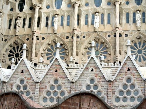Barcelona Spain Sacred Family Sightseeing Excursion Booking