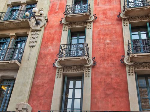 Barcelona  Spain Casa Amater Walking Excursion Cost
