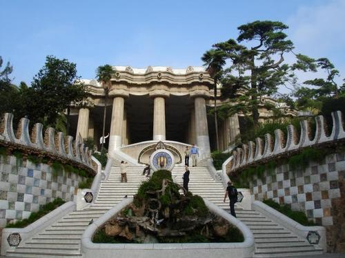 Barcelona  Spain Guell Trip Tickets