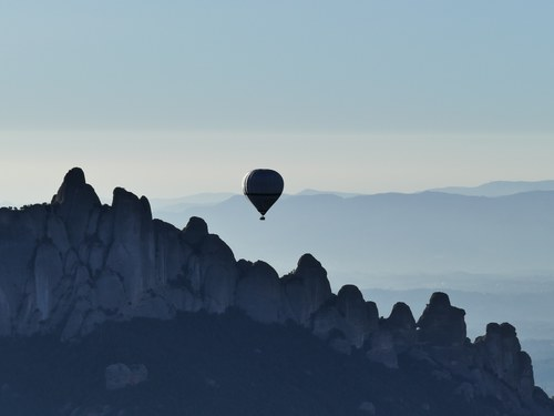 Barcelona Balloon Flight Sightseeing Excursion Tickets